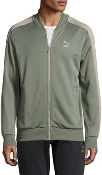 Puma Men's T7 Full Zip Bomber Jacket