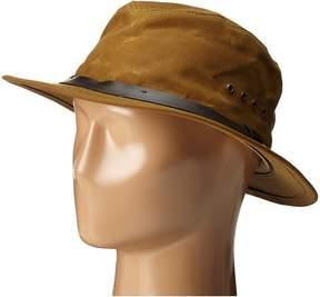 Filson Tin Packer Hat Caps