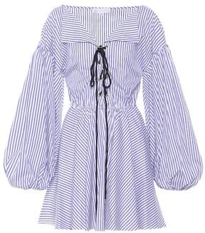 Caroline Constas Olympia cotton dress