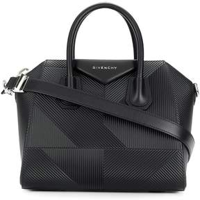 Givenchy Embossed Antigona Black Tote