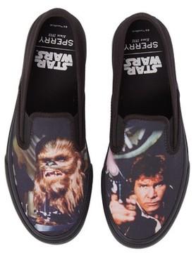 Sperry Women's Star Wars - Chewie & Han Slip-On