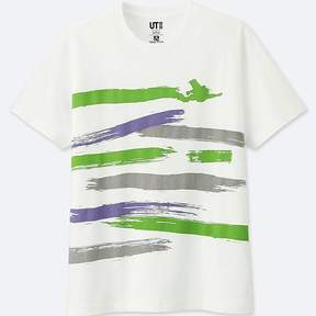 Uniqlo Color Of Pixar Short Sleeve Graphic T-Shirt (toy Story)
