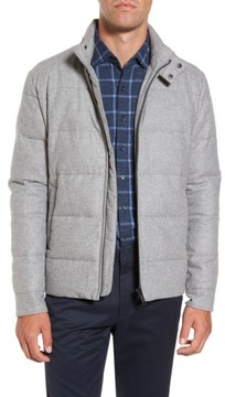 Rodd & Gunn Men's Boltons Water-Resistant Wool Down Jacket