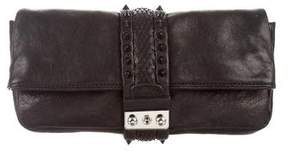 3.1 Phillip Lim Rosey Studded Clutch