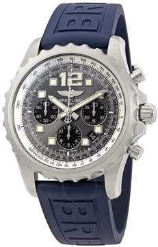 Breitling Chronospace Chronograph Automatic Grey Dial Men's Watch