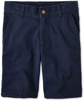 Izod EXCLUSIVE Flat-Front Shorts - Boys 8-20, Slim and Husky