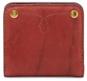 Frye Campus Rivet Small Leather Wallet