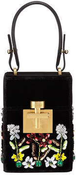 Oscar de la Renta Albi Mini Box Top-Handle Bag