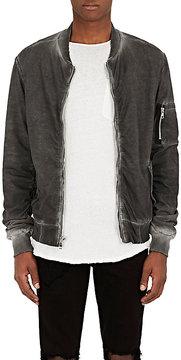 RtA Men's Washed Cotton Bomber Jacket