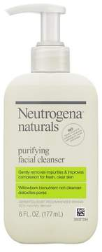 Neutrogena® Naturals Purifying Facial Cleanser With Salicylic Acid - 6 fl oz
