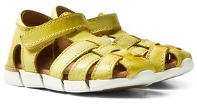 Bisgaard Yellow Sandals