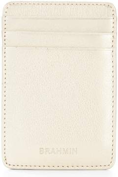 Brahmin Moonlit Collection Metallic Kara Card Case
