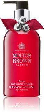 Molton Brown Festive Frankincense and Allspice Fine Liquid Hand Wash