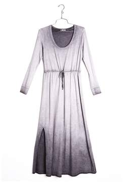 Cosabella | Rimini Wash Longsleeve Dress | L | Gray