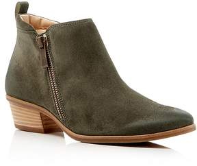 Paul Green Women's Jillian Suede Low Heel Booties