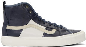 Vans Navy Taka Hayashi Edition TH Court HI LX Sneakers