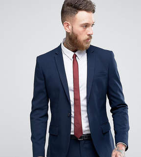 ONLY & SONS Super Skinny Suit Jacket In Navy