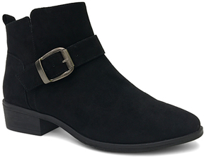 Bamboo Black Play Ankle Boot