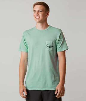 VISSLA Script T-Shirt