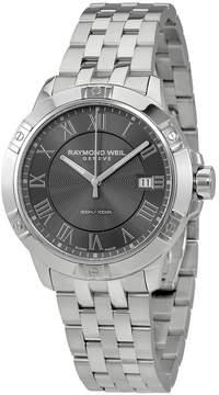 Raymond Weil Tango Grey Dial Men's Watch 8160-st-00608