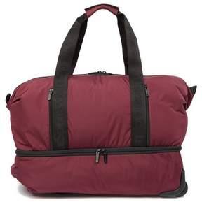 Le Sport Sac Dakota 21\ Large Nylon Roller Duffel Bag