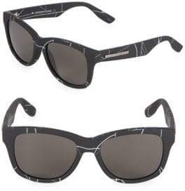 McQ 53MM Square Sunglasses