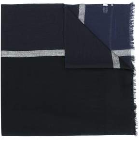 Salvatore Ferragamo classic frayed scarf