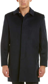 Hart Schaffner Marx Turner Wool-Blend Coat