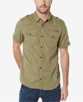 Buffalo David Bitton Men's Utility Shirt