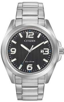 Citizen Men's Sport AW1430-86E Silver/Black Eco-Drive Men's Watch
