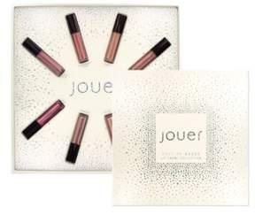 Jouer Best Of Nudes Mini Long-Wear Lip Creme Liquid Lipstick Collection - No Color