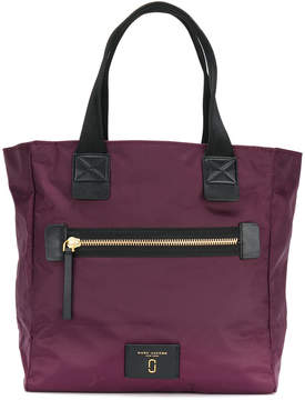 Marc Jacobs Biker NS tote - PINK & PURPLE - STYLE
