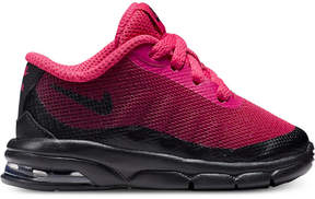 Nike Toddler Girls' Air Max Invigor Print Running Sneakers from Finish Line