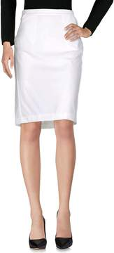Flavio Castellani Knee length skirts