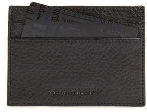 Johnston & Murphy Men's Rfid Card Case - Black