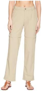 White Sierra Sierra Point Convertible Pant Women's Casual Pants