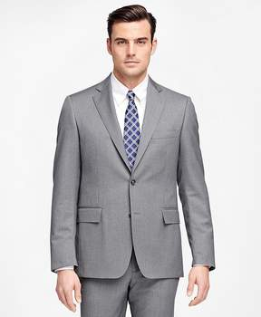 Brooks Brothers Regent Fit Grey 1818 Suit