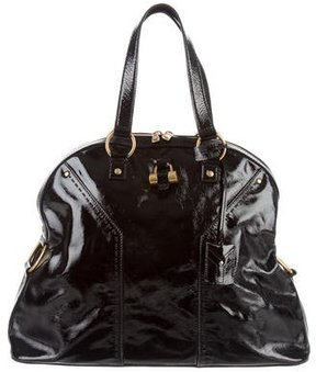 Saint Laurent Muse Bag - BLACK - STYLE