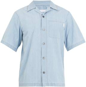 Prada Cotton bowling shirt