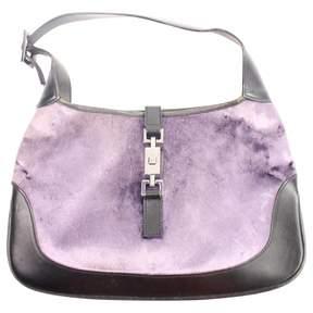 Gucci Jackie handbag - PURPLE - STYLE