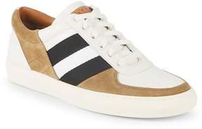 Bally Men's Henke Leather Low-Top Sneakers