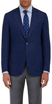 Isaia Men's Lightweight Cashmere Two-Button Sportcoat