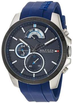 Tommy Hilfiger Cool Sport Silicone Chronograph Mens Watch 1791350