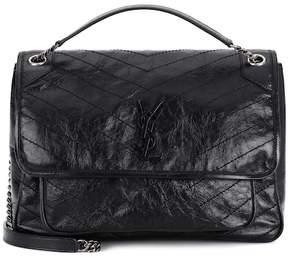 Saint Laurent Large Niki leather shoulder bag