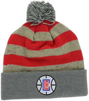 Mitchell & Ness Los Angeles Clippers Speckled Knit Hat