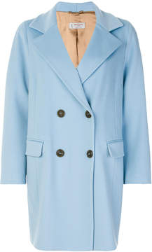 Alberto Biani double-breasted coat
