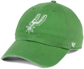 '47 San Antonio Spurs Pastel Rush Clean Up Cap