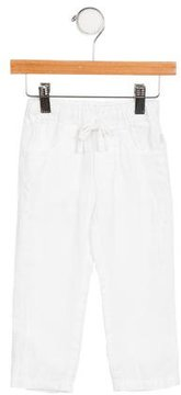 Il Gufo Boys' Straight-Leg Linen Pants w/ Tags