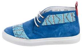 Del Toro Beaded Chukka Sneakers