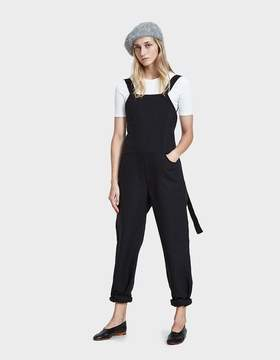 Base Range Duffy Overall in Black